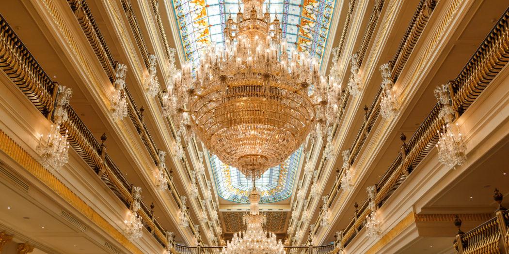 Mardan Palace, znany jako najdroższy resort w Europie