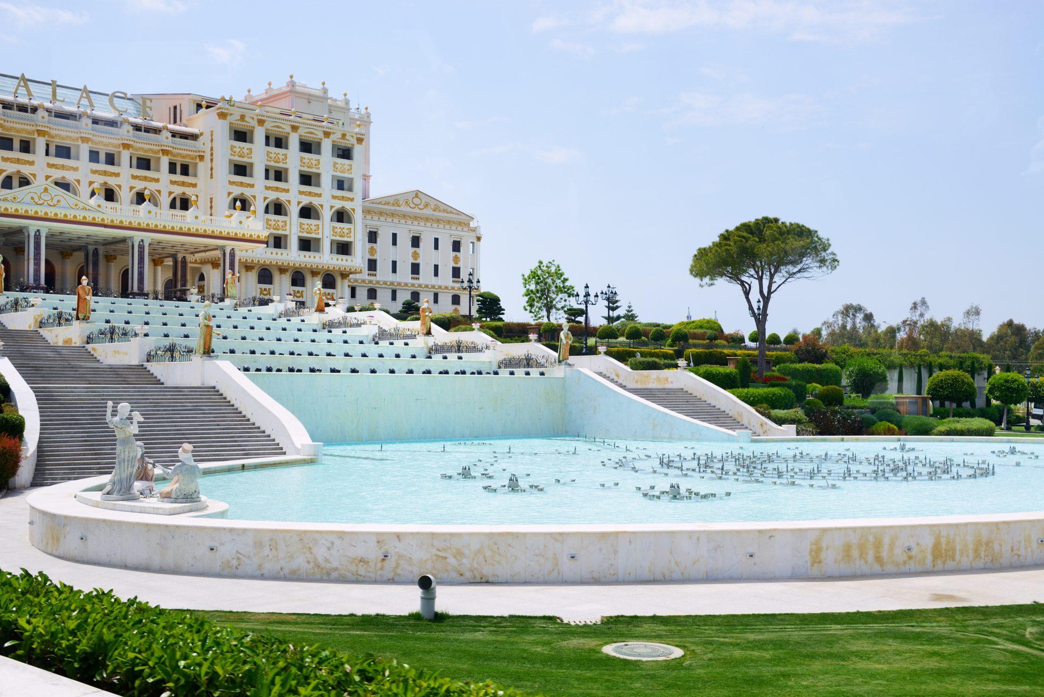 The Mardan Palace najdroższy europejski hotel świata