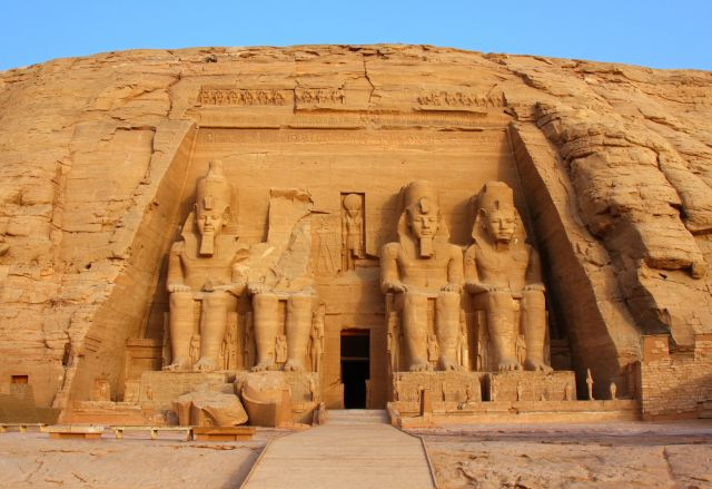 Na ratunek świątyni Ramzesa II