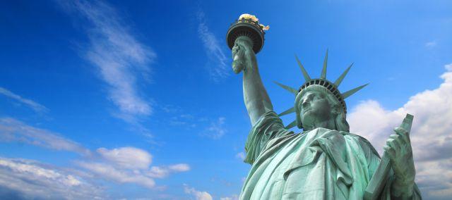 Statua Wolności USA podróż