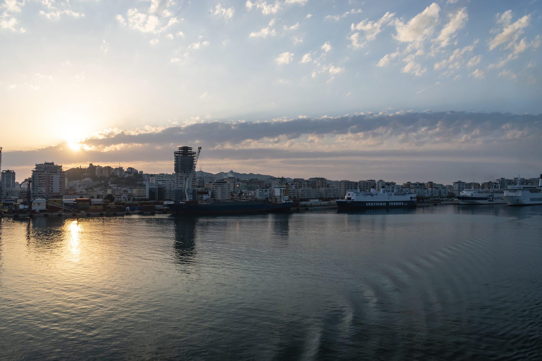 port Durres Albania