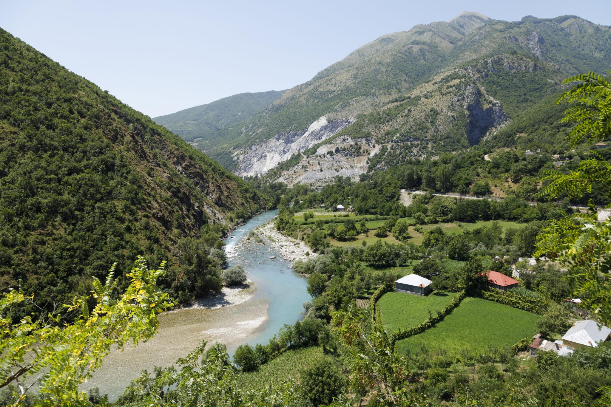 Valbona Albania