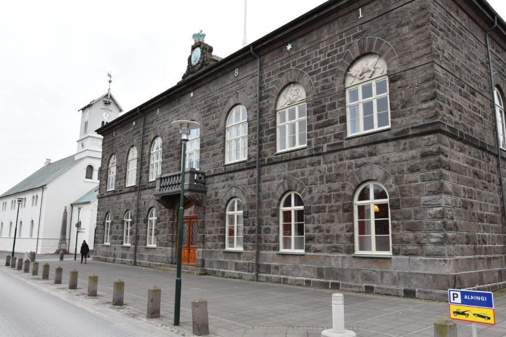 Althing – zgromadzenie ogólne Islandii
