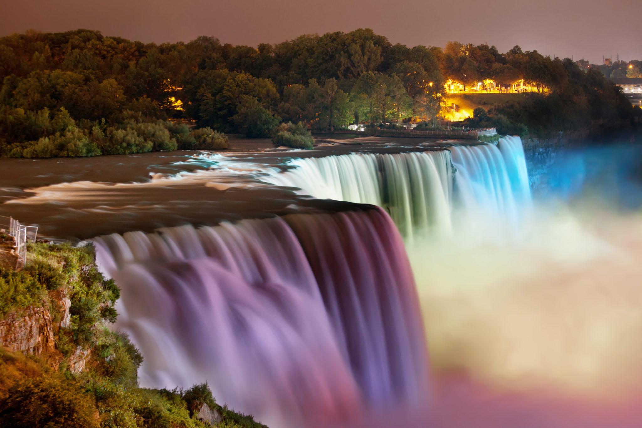 Kanada wodospad Niagara