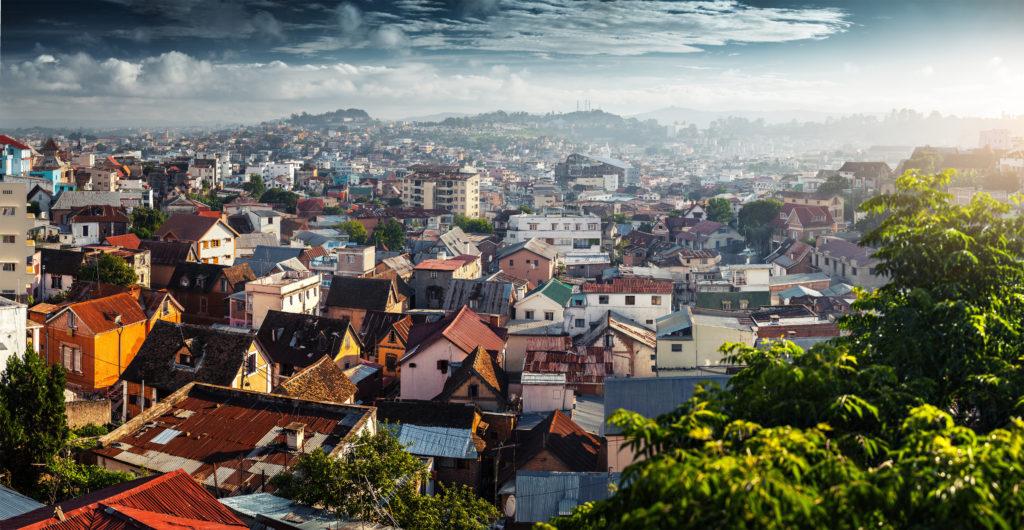 Madagaskar Antananarivo