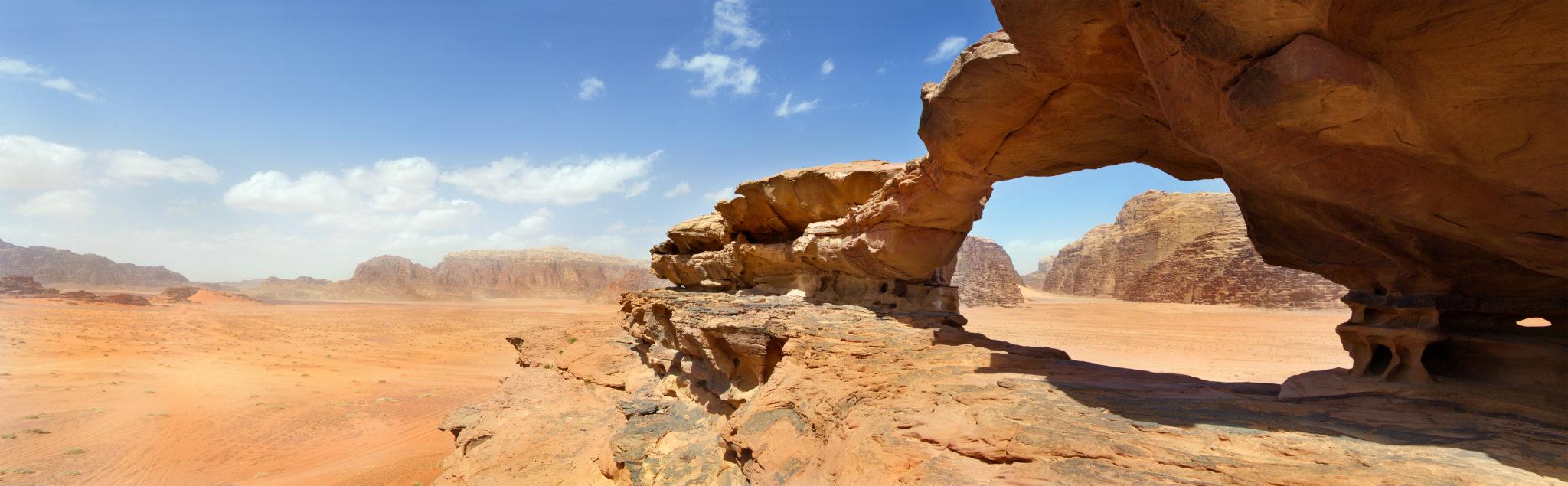pustynia Wadi Rum Jordania