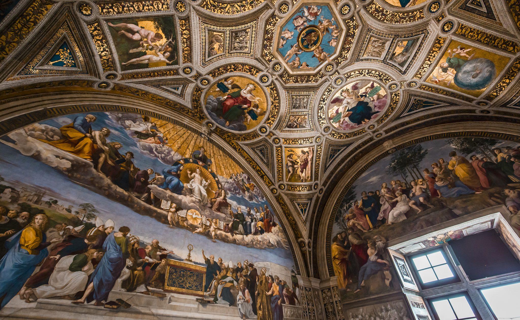 muzea watykańskie rzym watykan