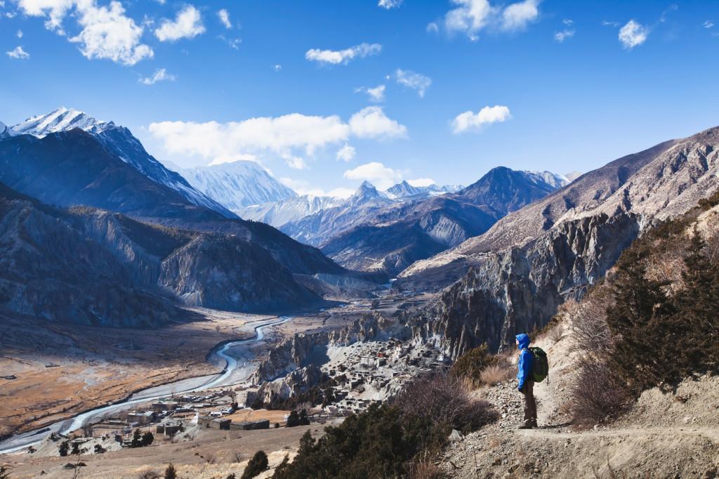 trekking w Nepalu, Annapurna