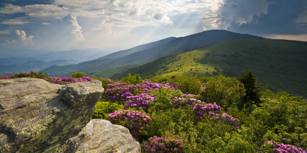 Appalachian Trail trekking