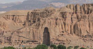 Posągi Buddy w Bamianie