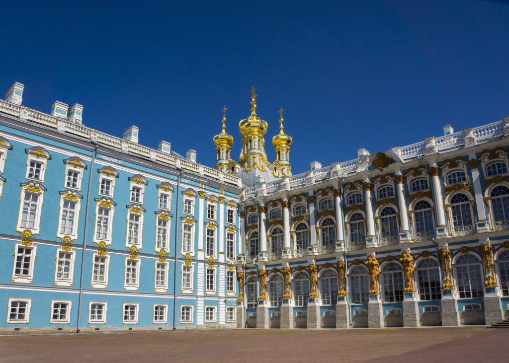 Carskie Sioło pod Petersburgiem