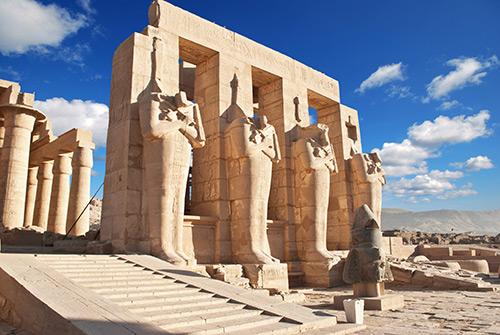 Dolina Królów Egipt