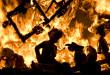 Spalenie figur to symboliczne usunięcie wszystkiego, co nas nurtowało w minionym roku, aby w kolejny wejść z czystym i otwartym umysłem   fot.: Fotolia