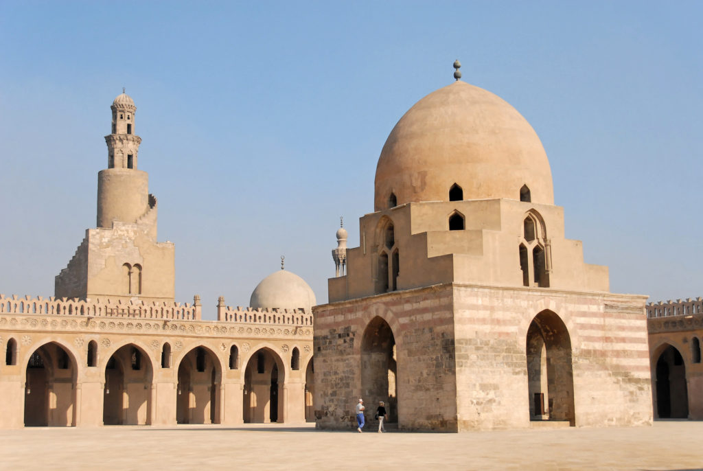 Meczet sułtana Ibn Toulouna w Kairze