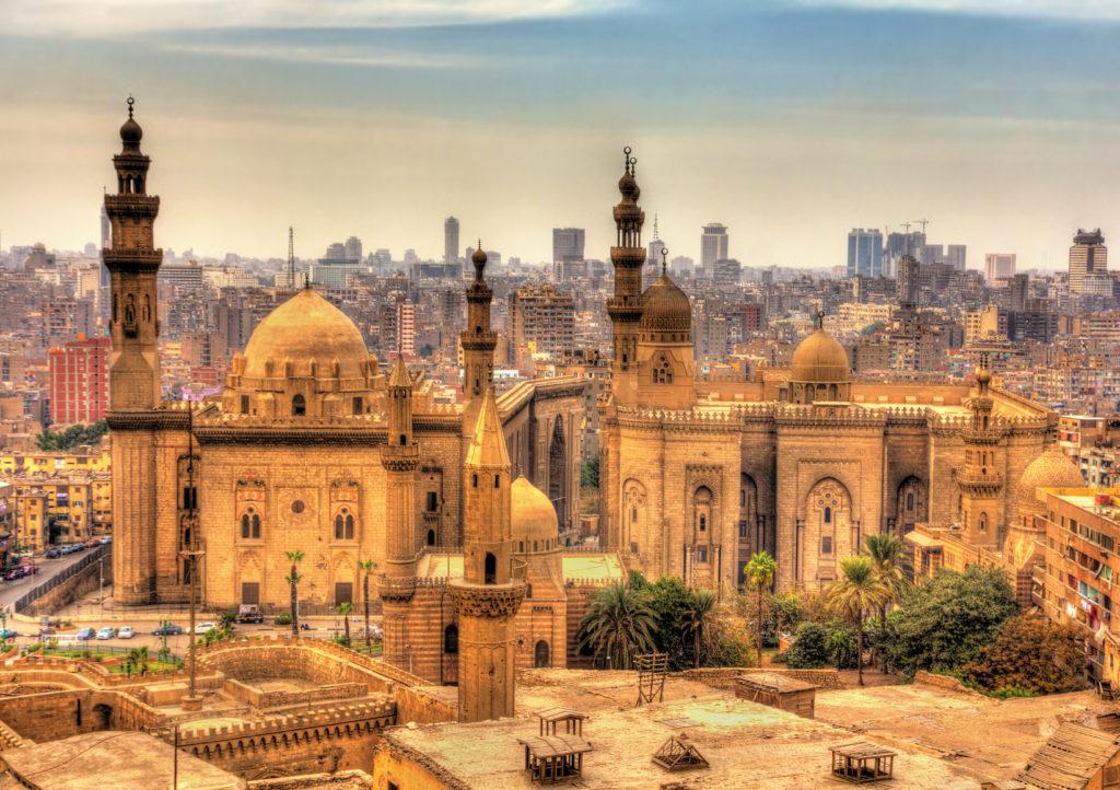 Meczet sułtana Hassana i Ar-Rifa'iego