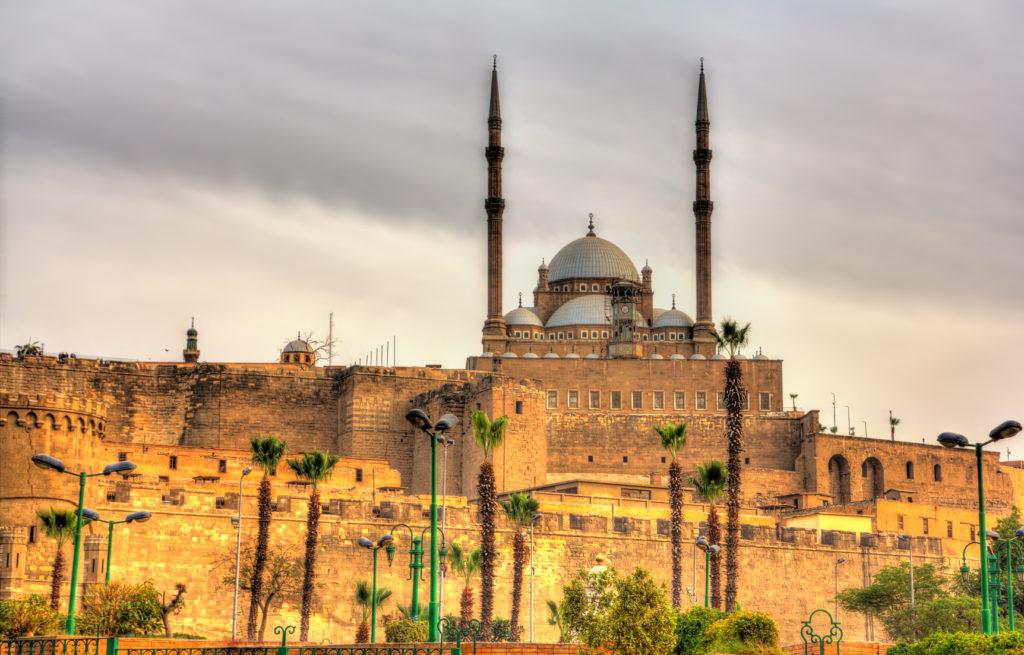 Meczet Muhammada Ali w Kairze