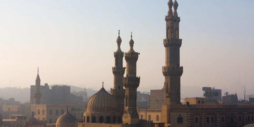 Minarety Kairu