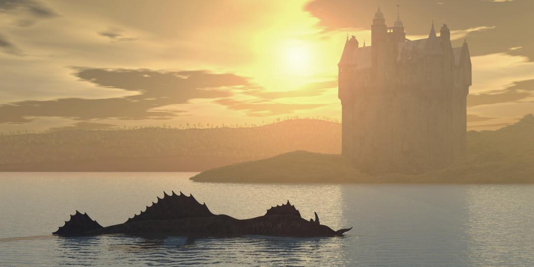 Loch Ness Szkocja