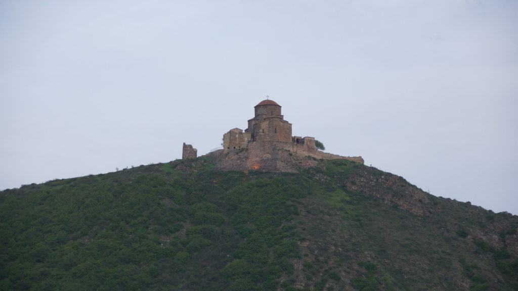 Monastyr Dżwari Gruzja