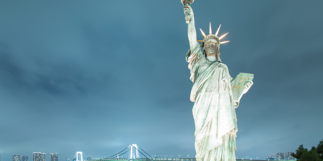 Statua Wolności dar Francuzów
