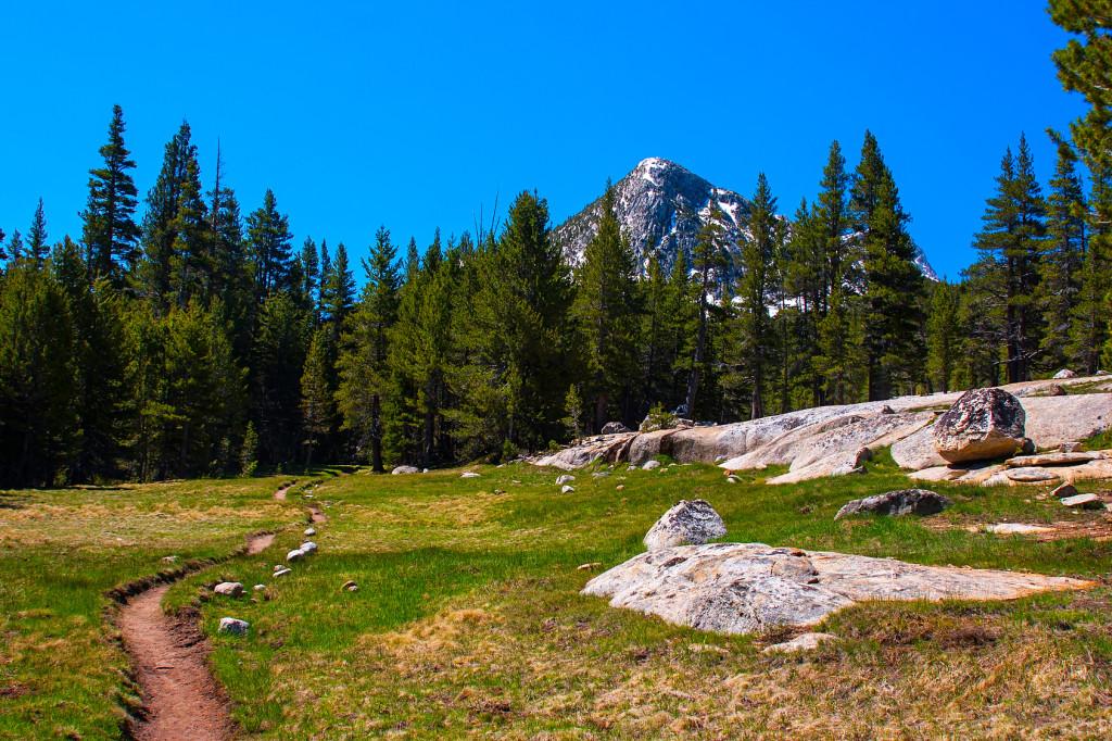 Pacific Crest Trail trekking