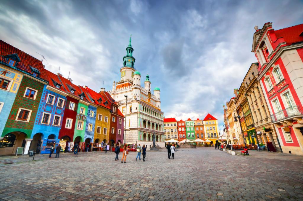 Poznań na majówkę