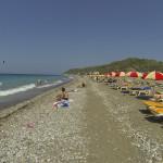 Rodos plaża