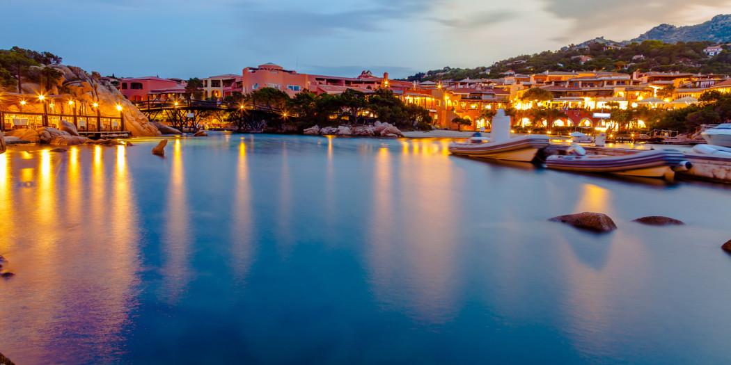 Porto Cervo, Sardynia