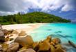 Plaża Anse Georgette, Praslin Island, Seszele