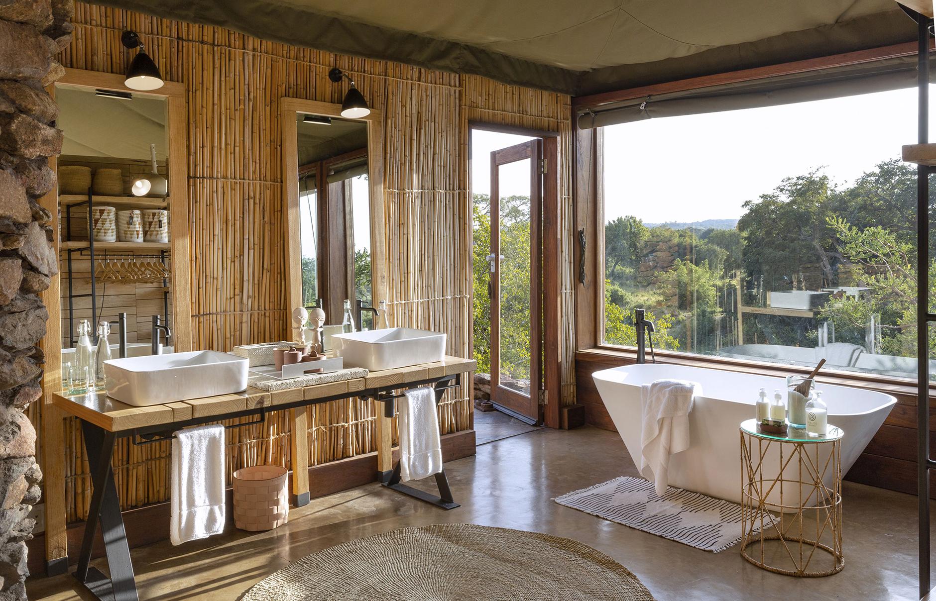 Singita Lodge w Tanzanii