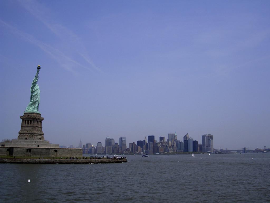 Zakazana wyspa Nowego Yorku