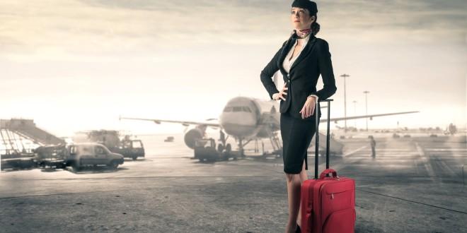 Stewardessy w sytuacji kryzysowej