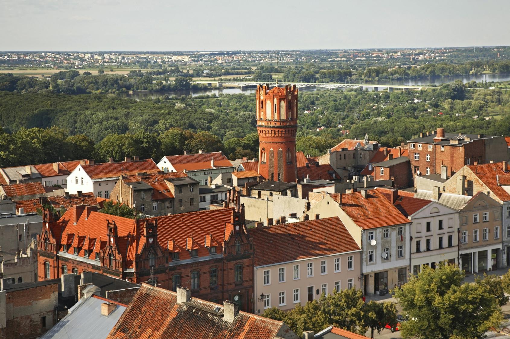 Chełmno urokliwe miasteczko