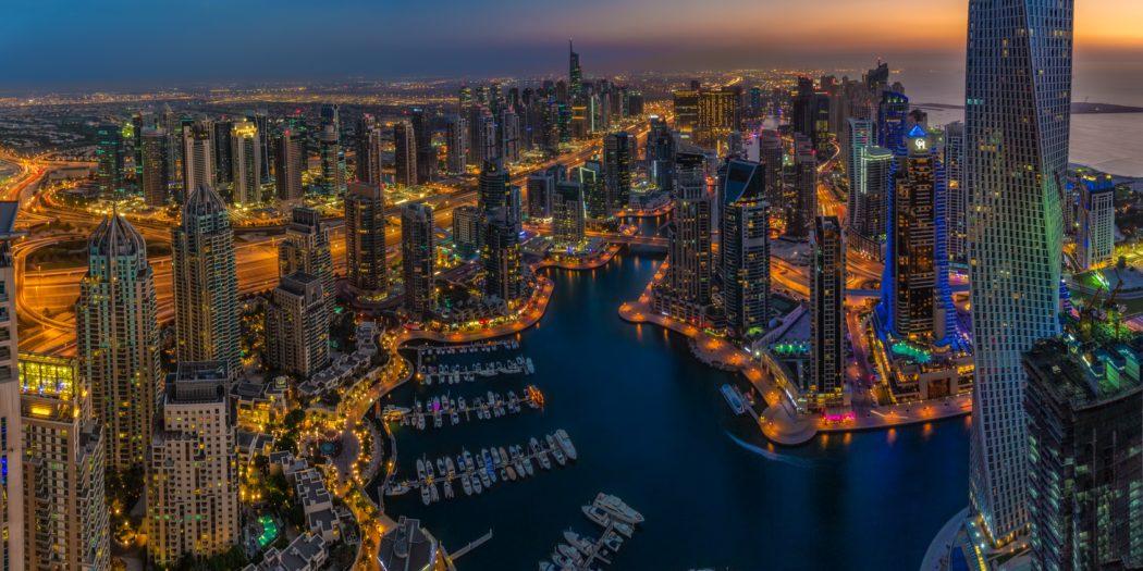 Dubai przyciąga turystów