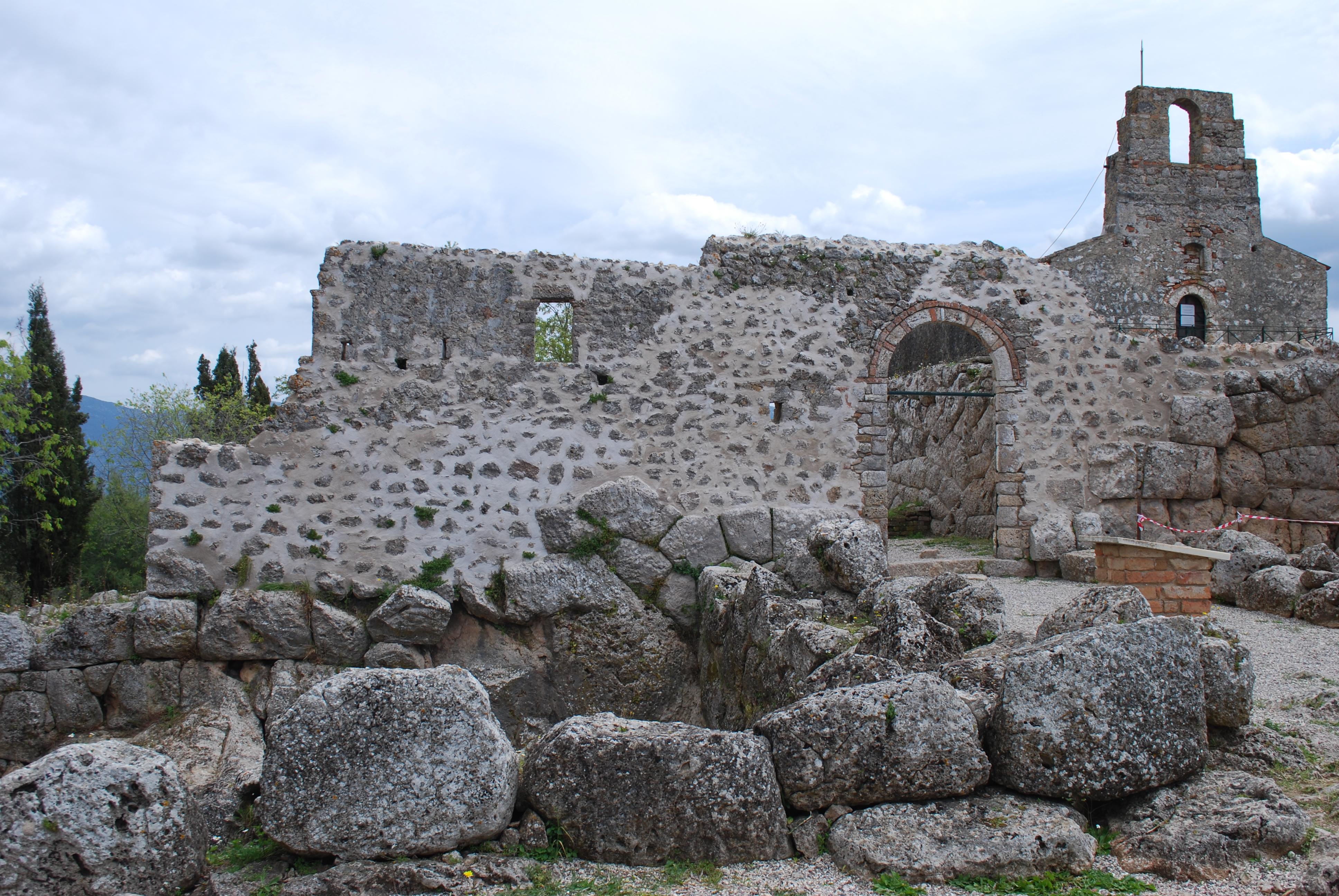 Grecja - Korfu - Nekromanteion