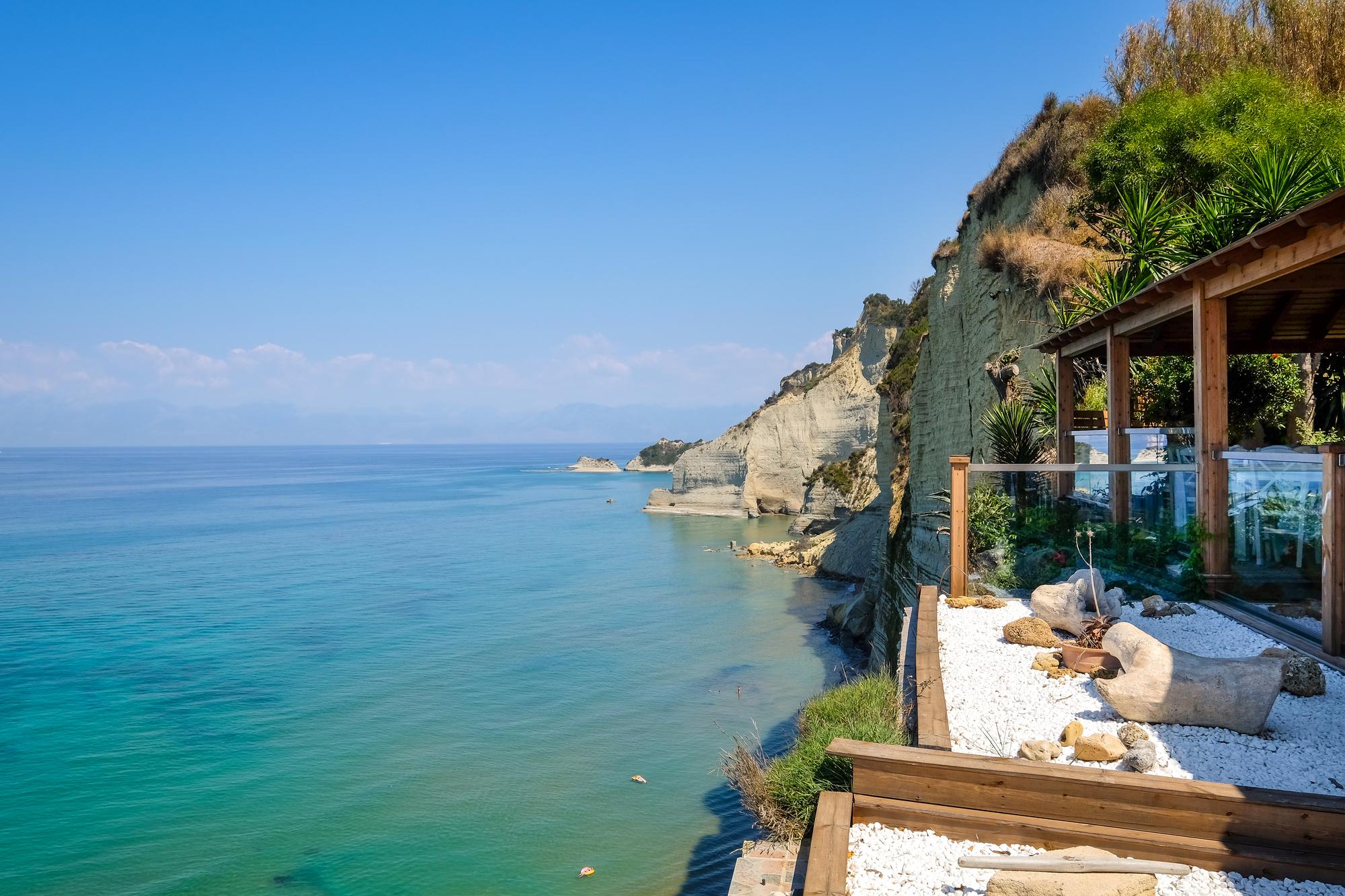 Grecja - Korfu - Peroluades