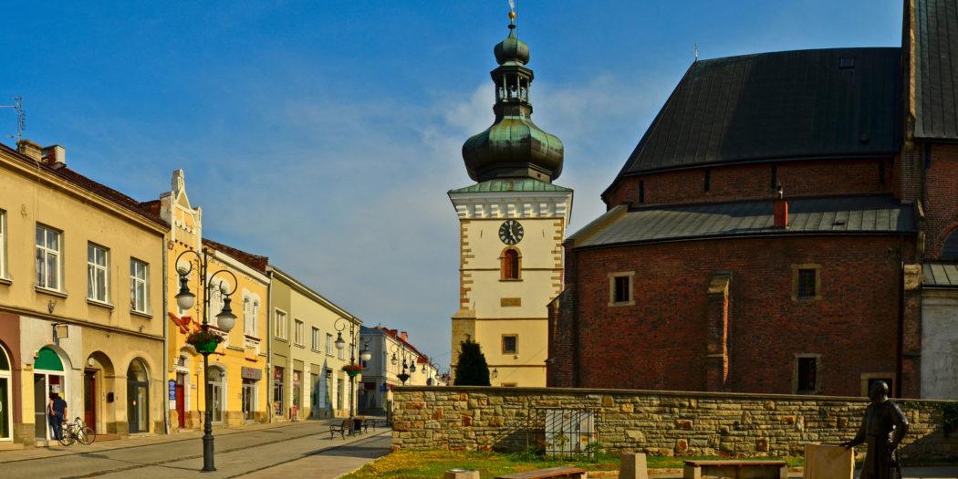Krosno mały Kraków