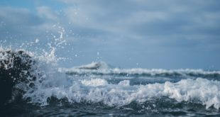 Ocean w rejonie wysp kanaryjskich