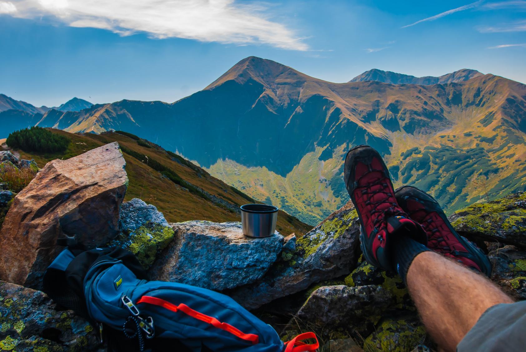 Trekking w polskich górach