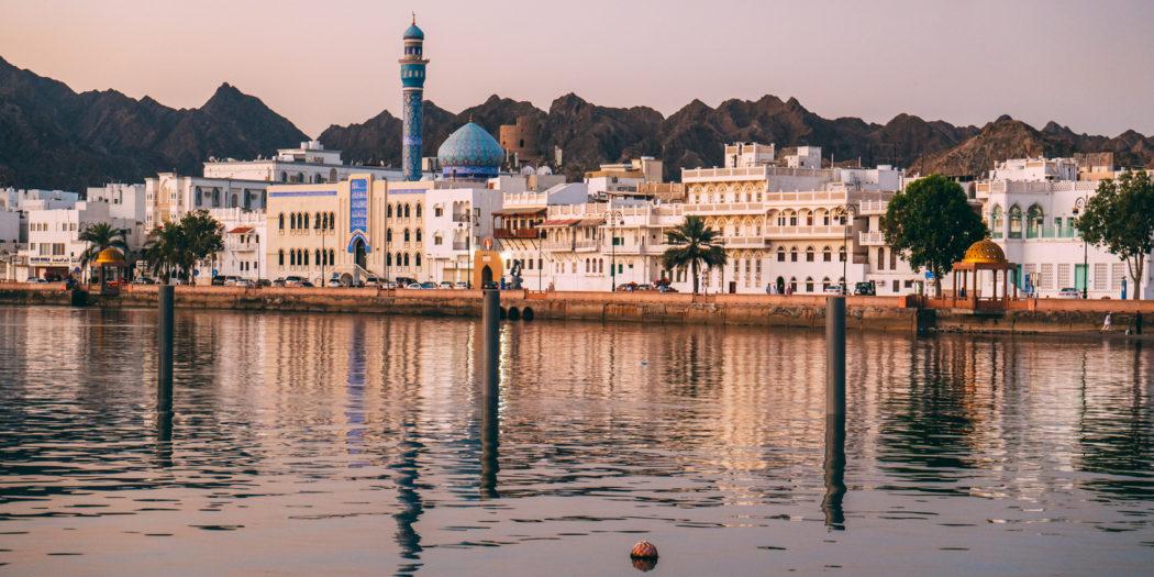 stolica Omanu
