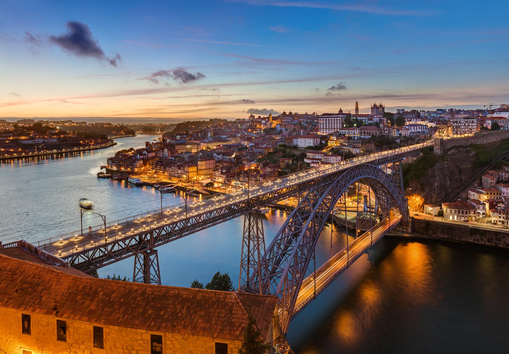 Porto, Stare Miasto