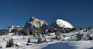 urlop w Dolomitach