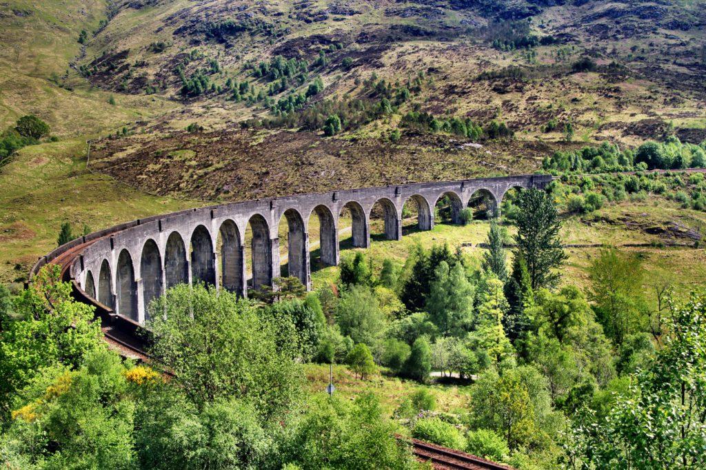 wiadukt Glenfinnan