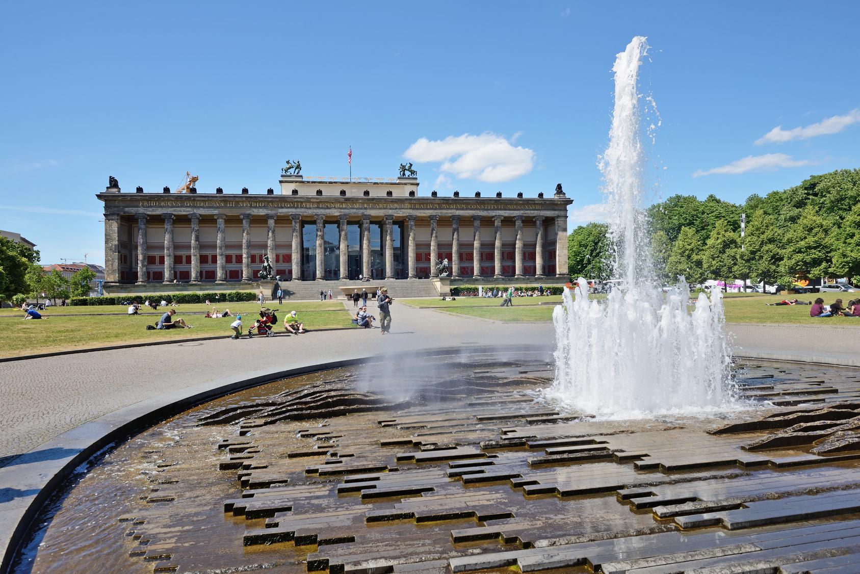 Wyspa muzeów Berlin