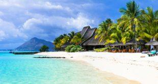 Zatoka na Mauritiusie