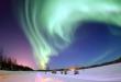Zorza polarna  jest niesamowitym zjawiskiem astronomicznym występującym na półkuli północnej, głównie na linii północnego koła podbiegunowego | fot.: materiał partnera zewnętrznego