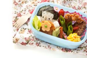 Bento pyszny posiłek dla dziecka