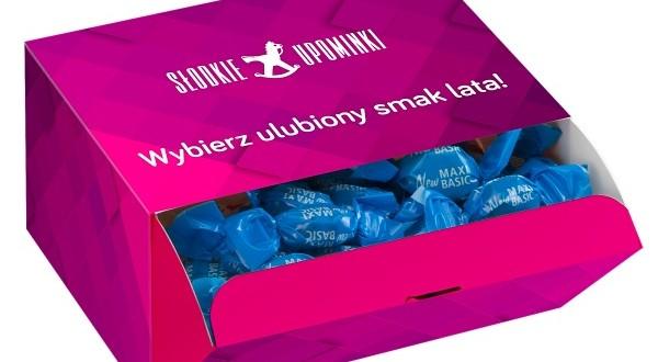 Pudełko z cukierkami