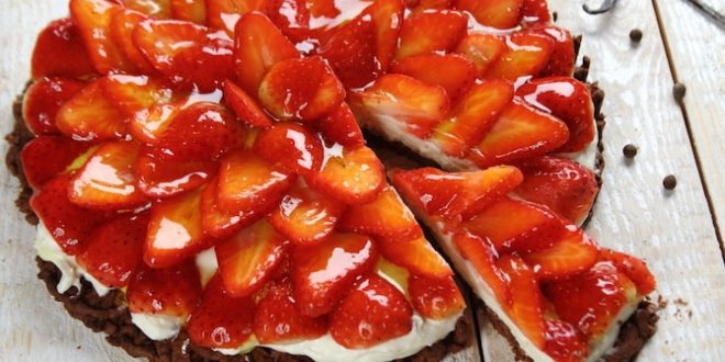 Tarta truskawkowa