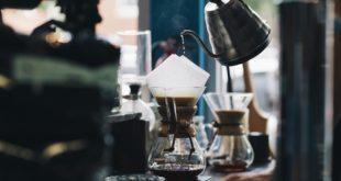 zaparzanie kawy w chemexie